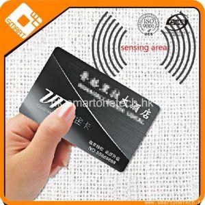 PVC 13.56Mhz S50 RFID會員 金卡