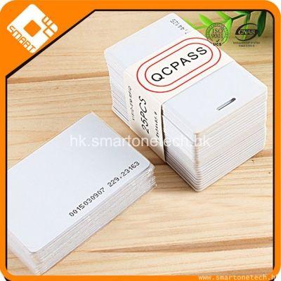 PVC CPU卡生產廠家 非接觸式CPU卡 FM1208-09 CPU白卡