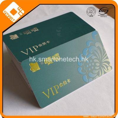 銀行卡尺寸大小 PVC印刷 M1會員卡印刷