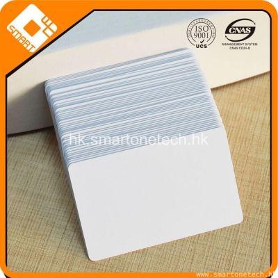 廠家生產PVCIC卡 IC卡感應白卡 定制IC停車場IC白卡