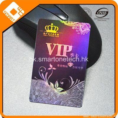 廠家生產定制高檔pvc鐳射IC卡 酒店鐳射IC卡 酒店鐳射會員卡